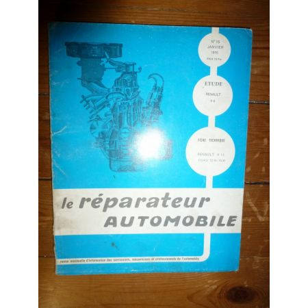 R6 Revue Reparateur Automobile