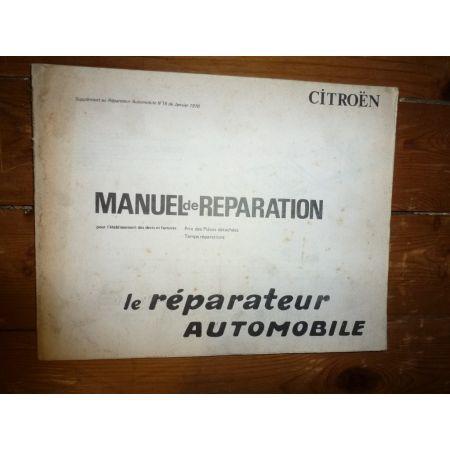2CV Revue Reparateur Automobile