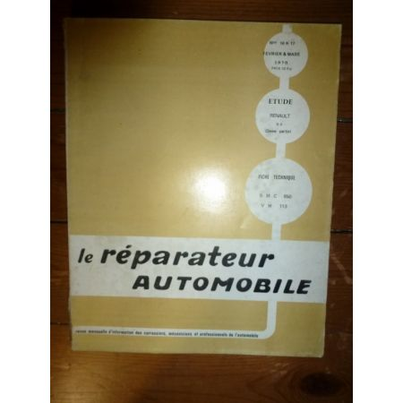 R6 part 2 Revue Reparateur Automobile