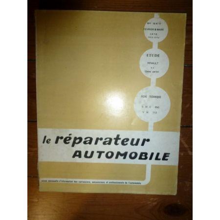 R6 part 2 Revue Reparateur Automobile