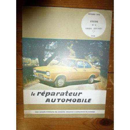 Escort Revue Reparateur Automobile