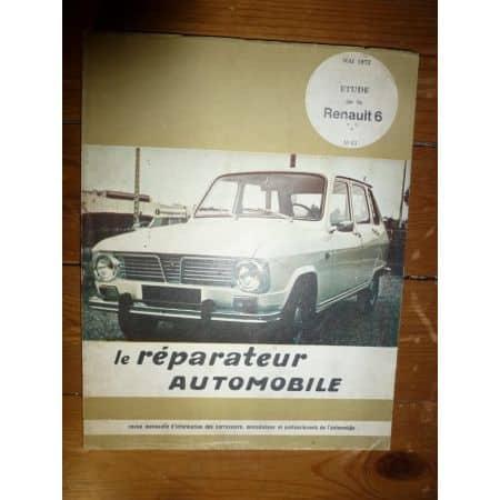 R6 Revue Reparateur Automobile