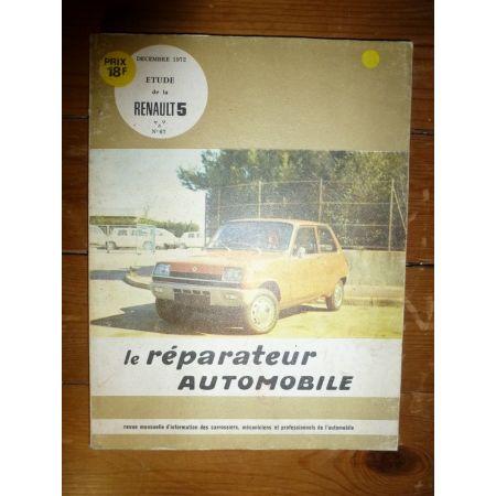 R5 Revue Reparateur Automobile
