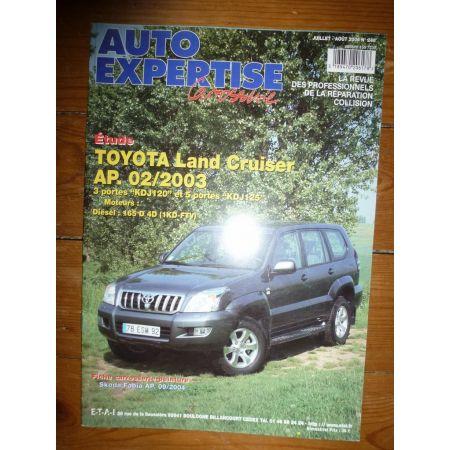 Land Cruiser 03- Revue Auto Expertise Toyota