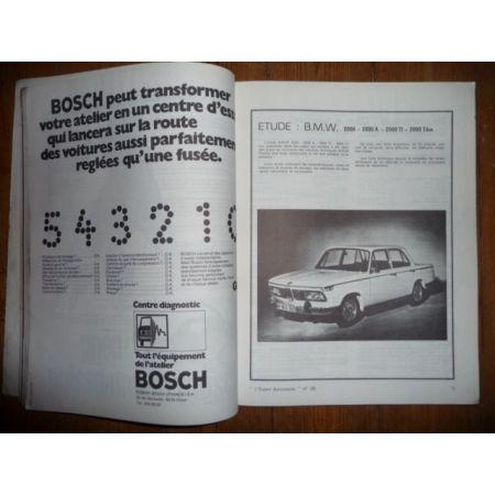 2000 Revue Technique Bmw