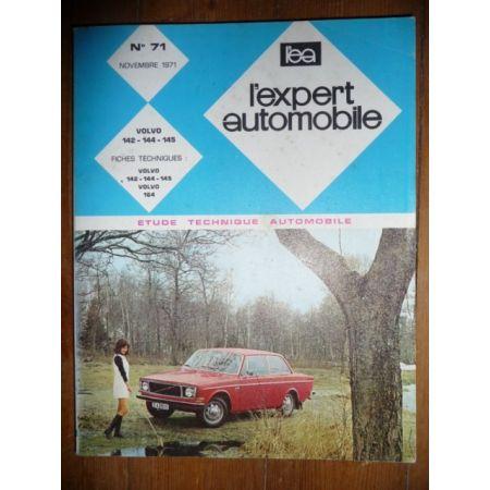 142 144 145 Revue Technique Volvo