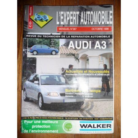 A3 Revue Technique Audi