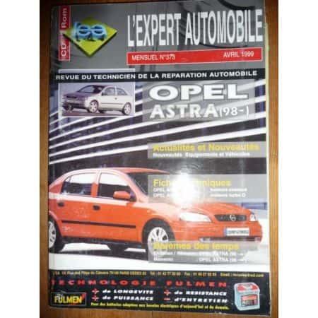 ASTRA 98- Revue Technique Opel