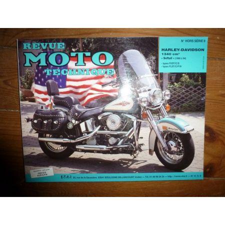 1340 Softail Revue Technique moto Harley Davidson