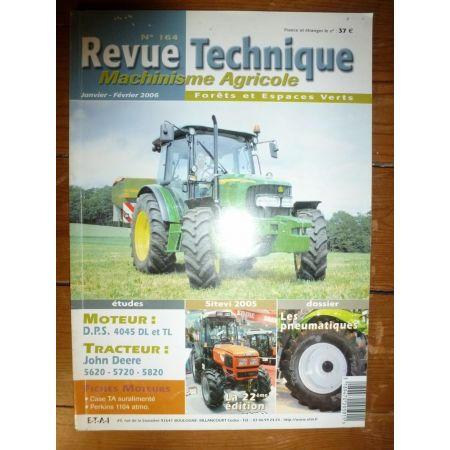 5620 5720 5820 Revue Technique Agricole John Deere