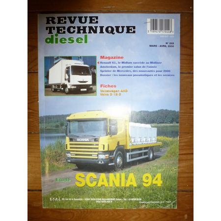 94 Revue Technique PL Scania