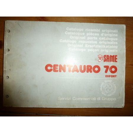 Centauro Export Catalogue Pieces Same