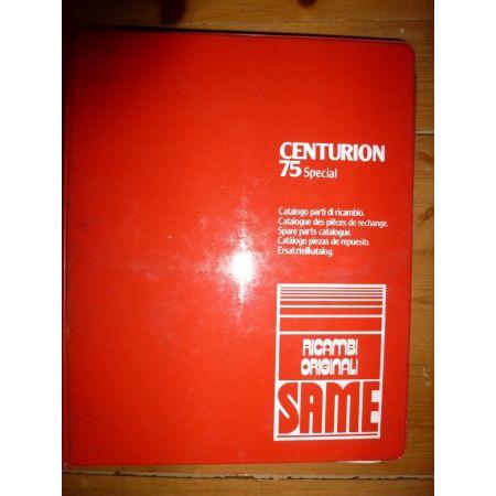 Centurion 75 Spécial Catalogue Pieces Same