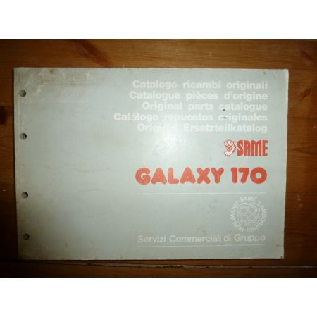 Galaxy 170 Catalogue Pieces Same