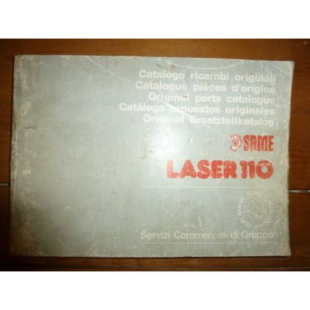Laser 110 Catalogue Pieces Same