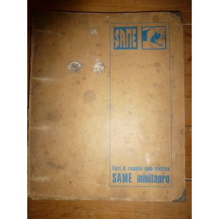 MiniTauro Catalogue Pieces Same
