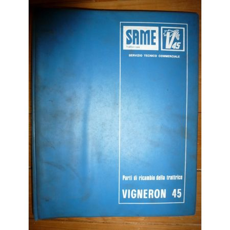 Vigneron 45 Catalogue Pieces Same
