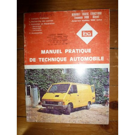 TRAFIC 1400 Revue Technique Renault