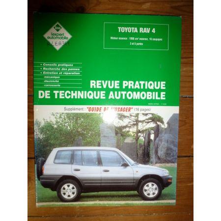RAV4 2.0 Ess Revue Technique Toyota