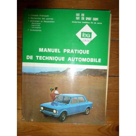 128 coupe sport Revue Technique Fiat