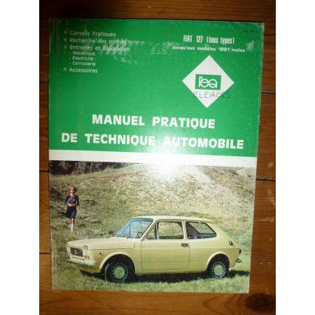 127 -81 Revue Technique Fiat