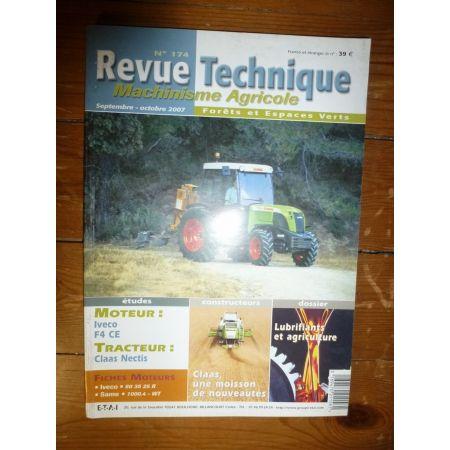 NECTIS Revue Technique Agricole Claas