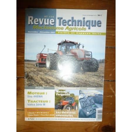 Série M Revue Technique Agricole Valmet