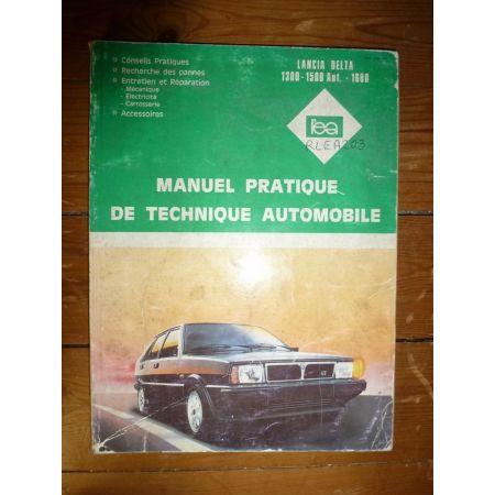 DELTA Revue Technique Lancia
