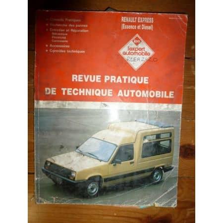 EXPRESS Revue Technique Renault