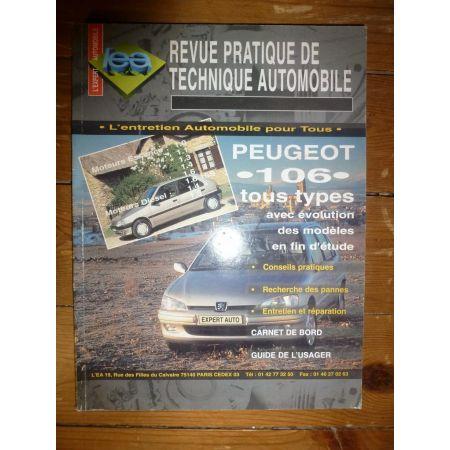 106 TT Revue Technique Peugeot