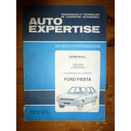 Fiesta Revue Auto Expertise Ford