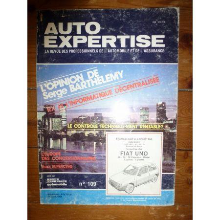 Uno Revue Auto Expertise Fiat