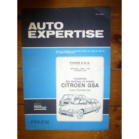 GSA Revue Auto Expertise Citroen