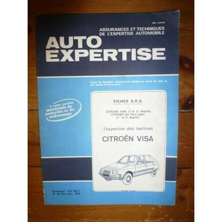 Visa Revue Auto Expertise Citroen