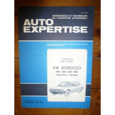 Scirocco Revue Auto Expertise Volkswagen