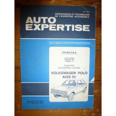 Polo Audi 50 Revue Auto Expertise Volkswagen