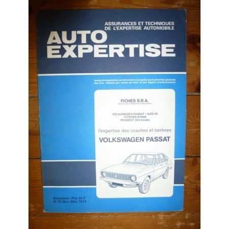 Passat Revue Auto Expertise Volkswagen