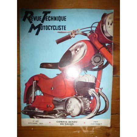 175cc Revue Technique moto Peugeot