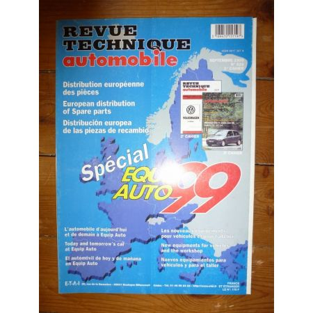Equip'Auto 99 Revue Technique