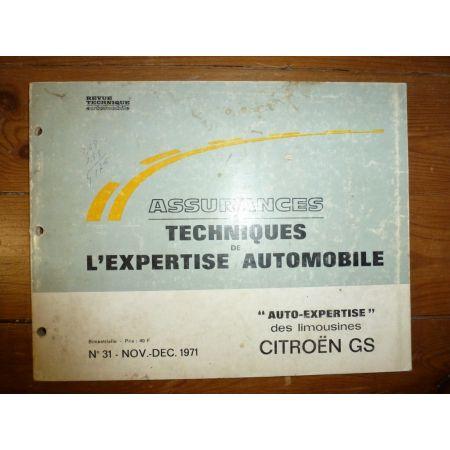 GS Revue Auto Expertise Citroen