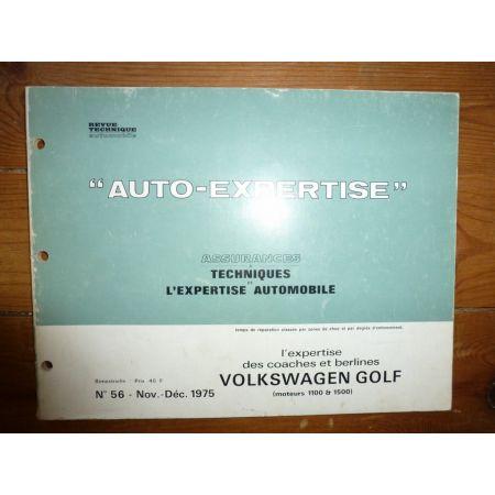 Golf 1100 1500 Revue Auto Expertise Volkswagen