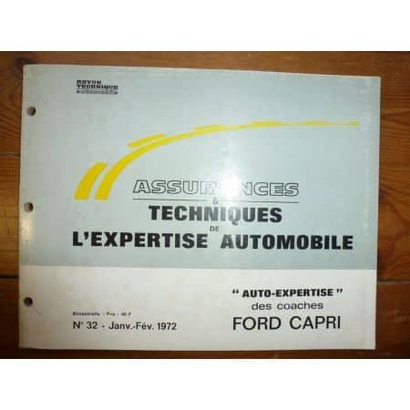 Capri Revue Auto Expertise Ford