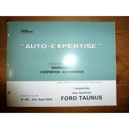Taunus Revue Auto Expertise Ford