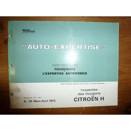 H Revue Auto Expertise Citroen