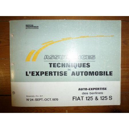 125 Revue Auto Expertise Fiat