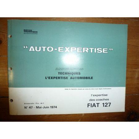 Ascona Revue Auto Expertise Opel
