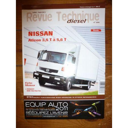 Atleon Revue Technique Nissan