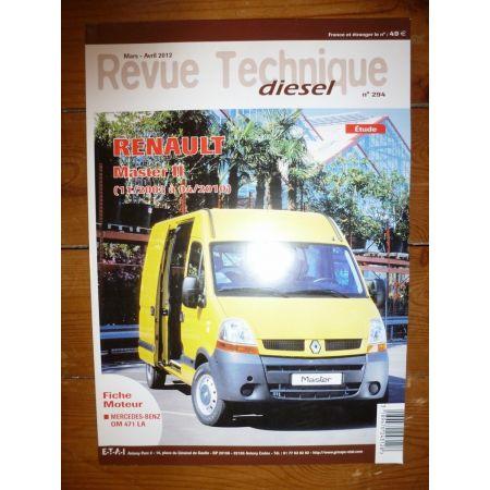 Master II Revue Technique Renault