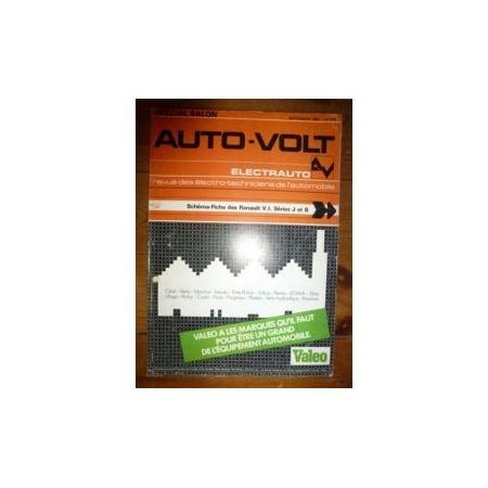 RVI J B Revue Technique Electronic Auto Volt Renault