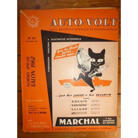 Luxe Daffodil Revue Technique Electronic Auto Volt Daf